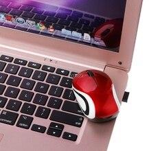 Мини 2,4 ГГц 800-1600 dpi Беспроводная оптическая мышь Мыши для ПК ноутбук красный, оранжевый, синий, фиолетовый Z09 Прямая поставка