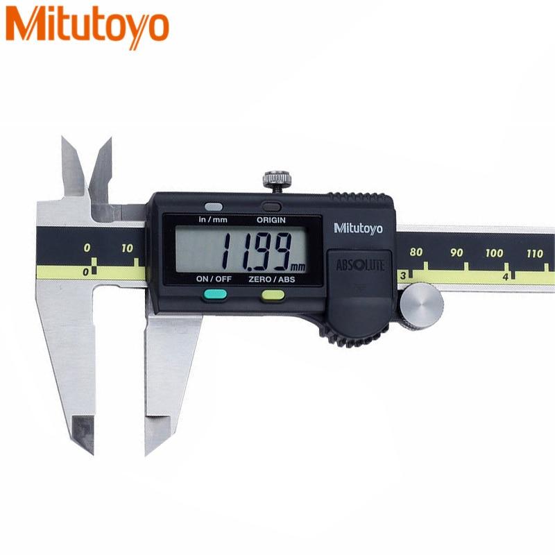 Mitutoyo Digital Vernier Caliper 500 196 30  197 30  173 Mm