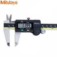 Mitutoyo Digital Vernier Caliper 500 196 30/197 30/173 MM/Inch Electronic Micrometer Gauge 0 150/200/300mm/0.01mm Measuring Tool