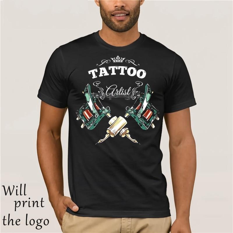 New Summer 2018 T-shirt Tattoo Artist T-shirt, Trendy Tattoo Artist Gift T-shirt