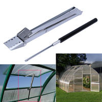 Solar Heat Sensitive Automatic Window Open Greenhouse Vent Window Opener Device