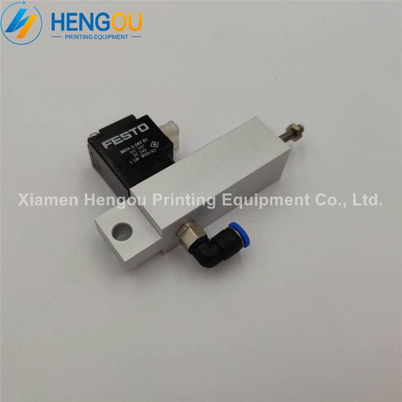 1 Piece Free Shipping G2 184 0040 Cylinder Valve Unit for SM52 SM74 PM74 Printing Machine