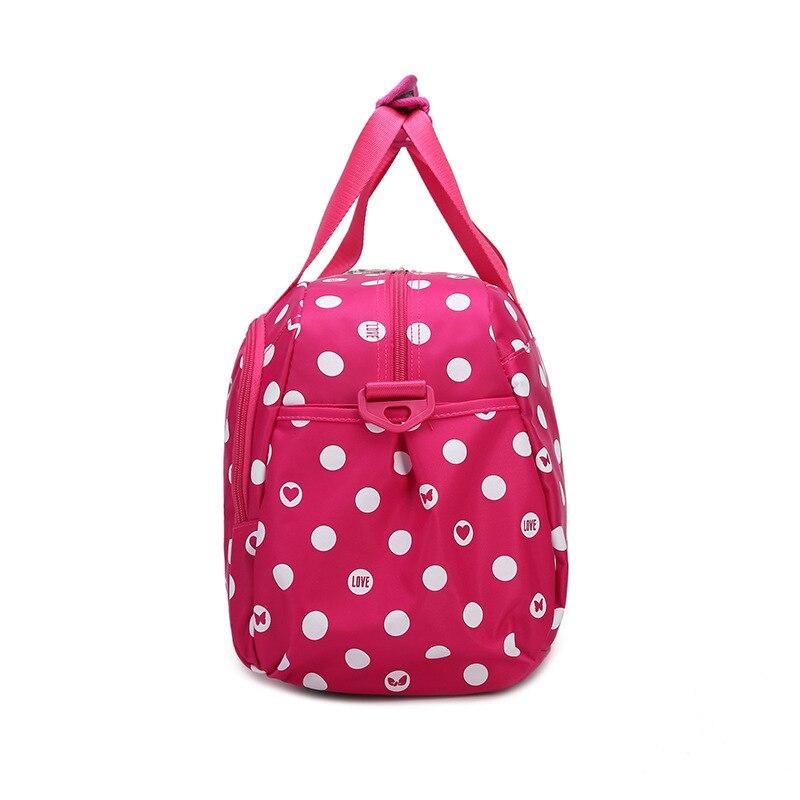 Myvision Fysisk Gym Tennis Bag Män Kvinnor Fitness Candy Färg - Väskor för bagage och resor - Foto 2