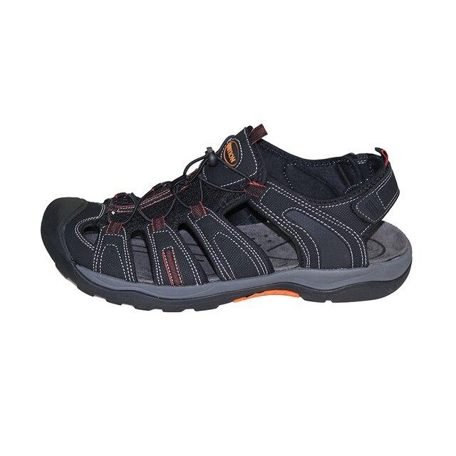 ee27951da68 GRITION Summer Men Outdoor Sandals Hiking Trekking Shoes Sandals ...