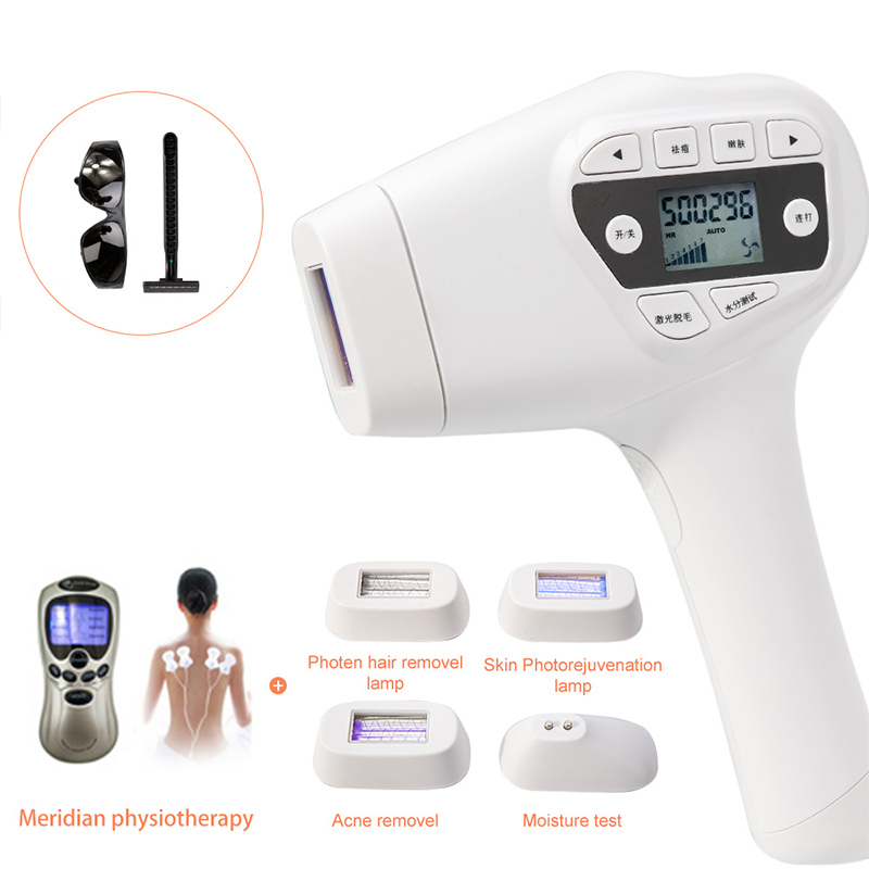 1500000 flashes IPL depilador Laser Permanent Hair Removal Device Armpit Hair Remover bikini trimmer electric epilateur