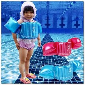 Cisne inflable para bebé de alta calidad, 1 unidad, para juguetes de piscina, chaleco flotante, chaleco nuevo, juego de combinación de anillos con brazo, anillos de natación