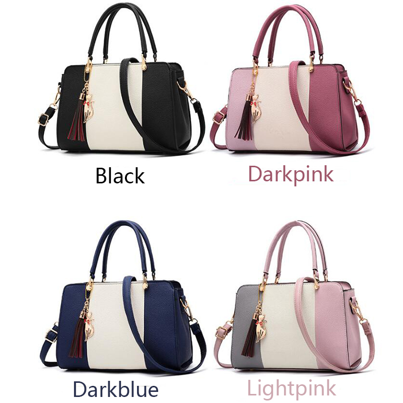 Promotion of new women's bags,limited purchase, work purse women crossbody shoulder handbags Rubber red 27×12×19cm 24