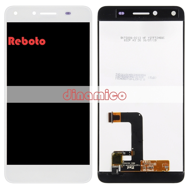 "30% DISCOUNT NEW Reboto Y5-2 LCD For Huawei Y5II Y5-2 CUN-U29 LCD Display 5.0"" Touch Screen Digitizer Assembly 1pcs with tools"