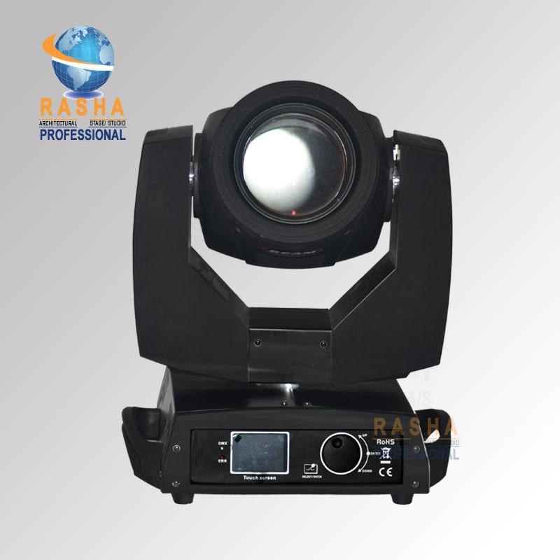 1X PN816230-RASHA haute qualité 16 canaux DMX 7R 230 W tête mobile Sharpy avec moteur 3 phases et lentille de revêtement 6 couches