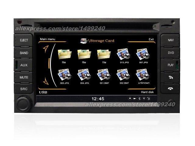 Pour Peugeot 307 2004 ~ 2013-système de Navigation GPS de voiture + Radio TV DVD iPod BT 3G WIFI HD système multimédia d'écran