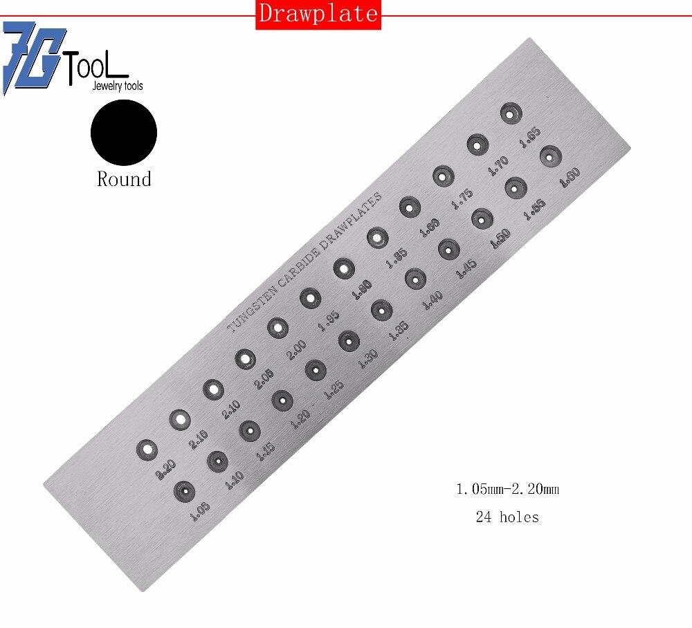 Super qualité!!! Haut de gamme personnalisé carbure de tungstène fil timon rond 0.26-2.20mm 6.10-8.00mm, 6.25-10.00mm, 10.25-14.00mm