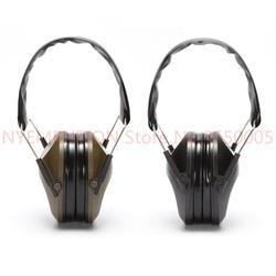 Складная Защита слуха Стрельба Спортивные Наушники для женщин шум шумоподавления наушник 50 шт