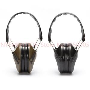 Foldable Hearing Protection Ear Muffs Earmuff 50pcs