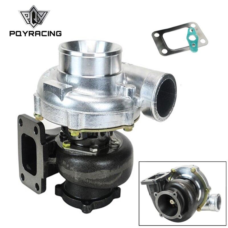 GT3582 GT35 GT3582R T3 bride à eau 4 boulons turbocompresseur turbo A/R. 70 Turbine A/R. 1.06 PQY-TURBO32-106