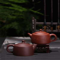 150 ml Paarse Klei theepot yixing jinlan zisha huTea pot Chinese kung fu china Thee Set Drinkware drop shipping