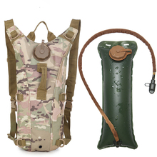 3L  Military Tactical Water bag Backpack Outdoor Camping Camelback Nylon Camel Water Bladder Bag For Cycling Bag
