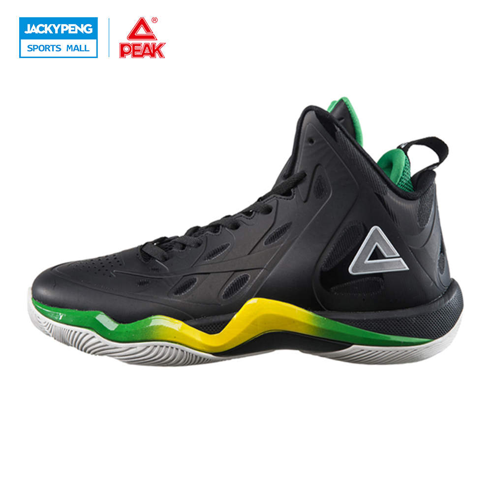 PEAK SPORT CHALLLENER II Men Basketball Shoes FOOTHOLD Tech Athletic Boots Breathable Non-Slip Training Sneaker Size EUR 40-48 peak sport monster ii men basketball shoes medium cut breathable training athletic sneakers foothold tech non slip ankle boots