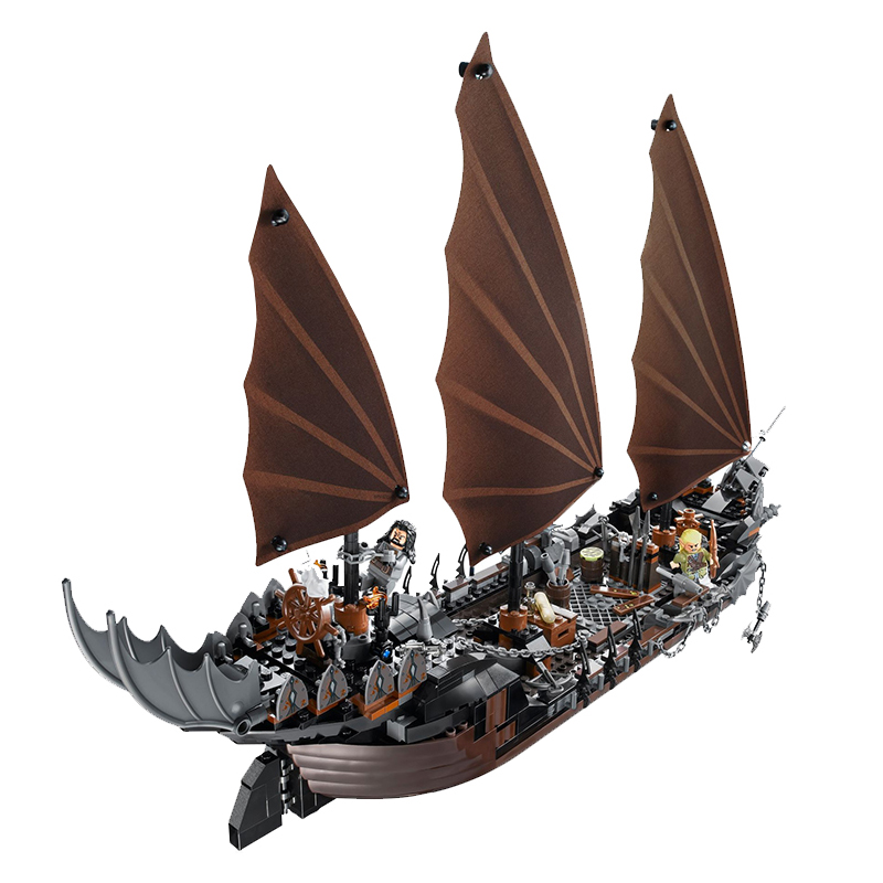 Lepin 16018 Pirate Ship Ambush building bricks blocks Toys for children boys Game Model Gift Compatible with Bela Decool 79008 free shipping lepin 16002 pirate ship metal beard s sea cow model building kits blocks bricks toys compatible with 70810
