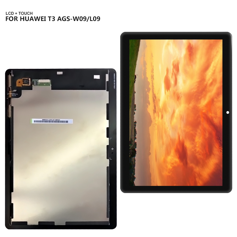 9.6 Inch For Huawei Mediapad MediaPad T3 LCD Display+ Touch Screen Digitizer Free Tools
