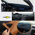Brand New Interior Dashboard Carpet Photophobism Protective Pad Mat For Citroen C5