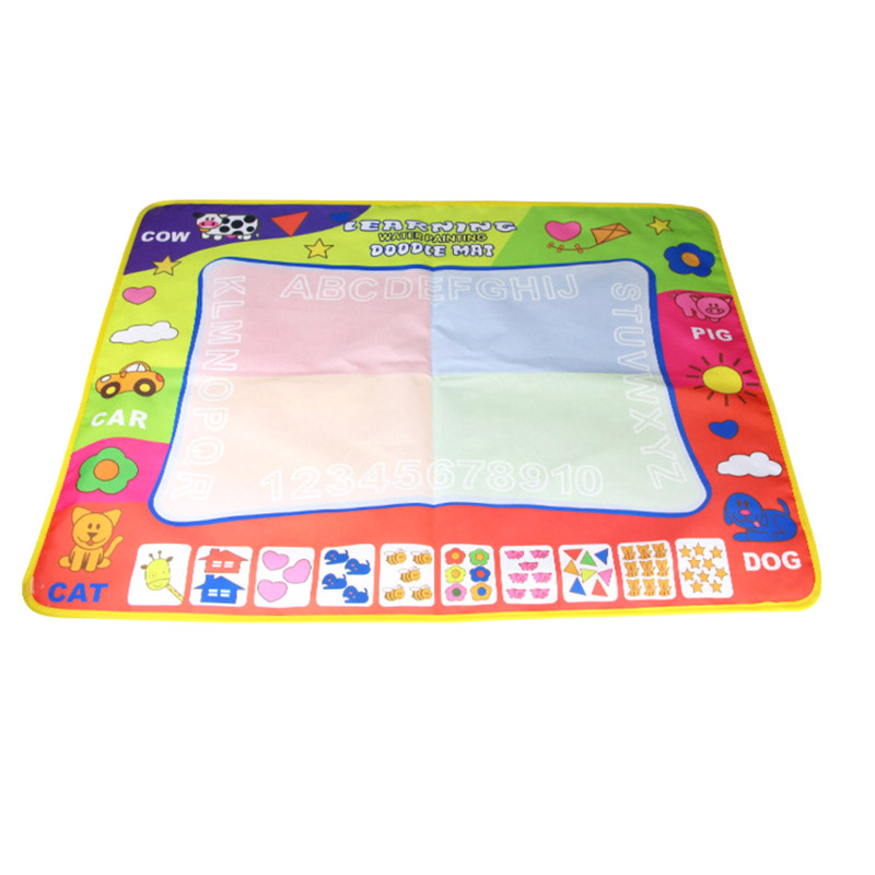 Children Doodle Mat Board With 2 Water Drawing Pens for Boy Girl Toddler Kids Educational Toy Gift 88 YJS Dropship in Drawing Toys from Toys Hobbies