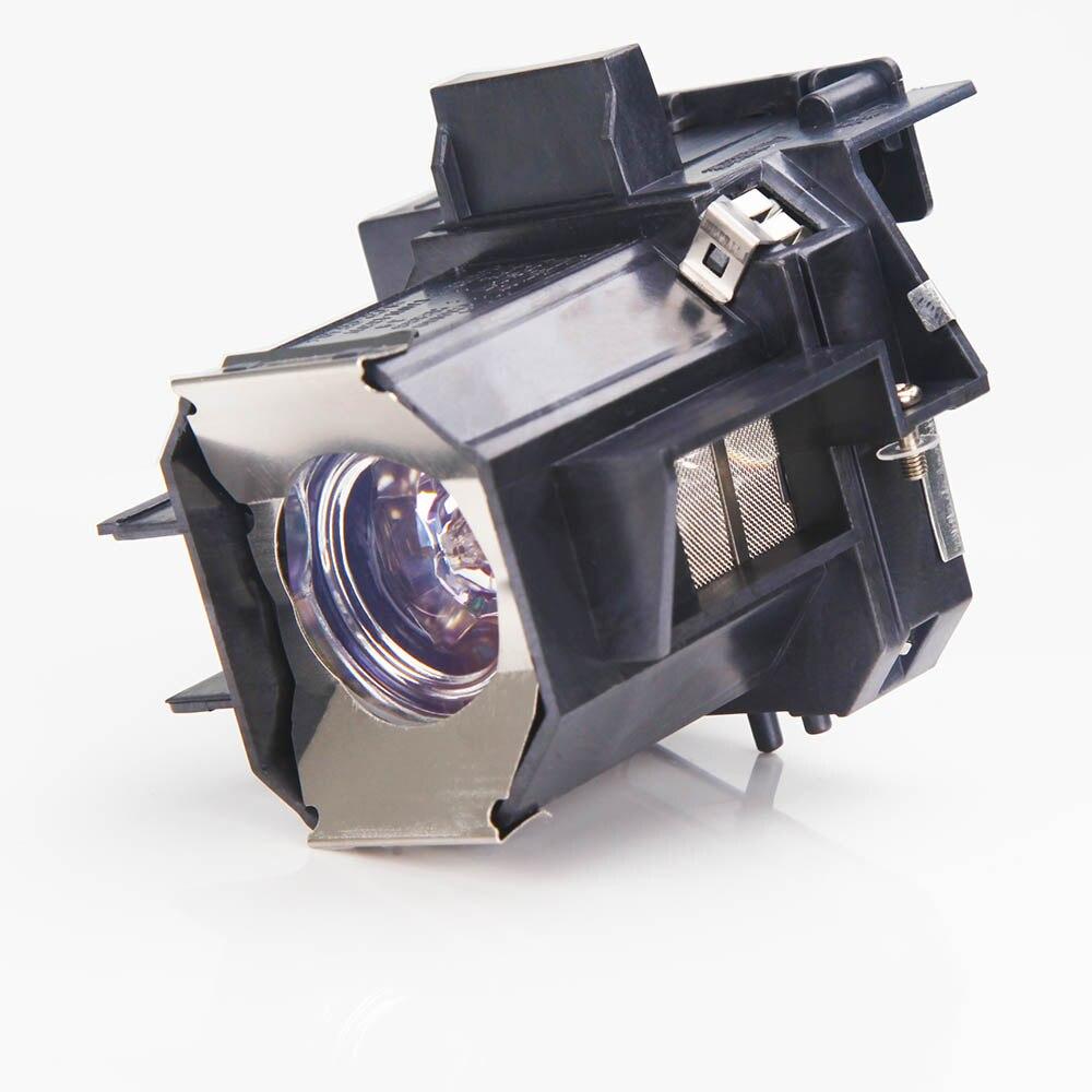 Фабрика замена лампы проектора ELPLP39/V13H010L39 с Корпус для EPSON EMP TW1000/EMP TW2000/EMP TW700/ EMP tw980