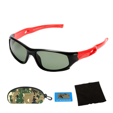 NEWBOLER Cycling Glasses For Kids Outdoor Sports Polarized Sunglasses