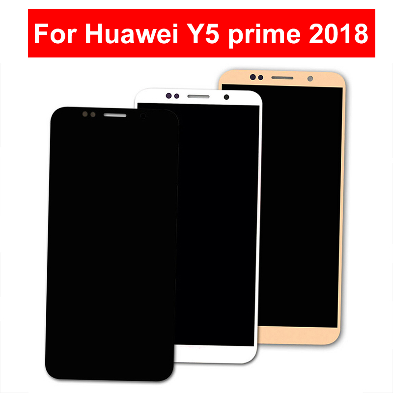 Assembly-Frame Touch-Screen Lcd-Display Huawei Y5-Prime Digitizer for Dra-l02/Dra-l22/Dra-lx2/..