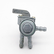 Off-road vehicles  beach motorcycles three-way oil switch refitted fuel valve open