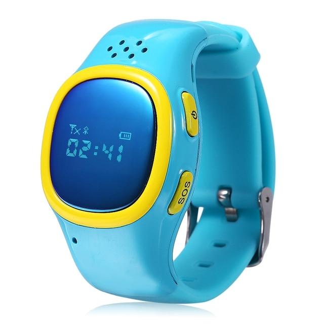 Original 520 GPS Tracker Position for Children Anti-lost SOS Waterproof Smart Watch