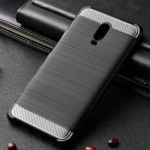 Ojeleye Soft Case For OnePlus 6T Cover 6 Coque Bumper Silicone Drawing TPU Housings Bags