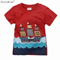Fashion Kids Clothes Boys T Shirt Short Sleeve Summer Baby Boys Clothes Children T shirts Boys Clothing Toddler