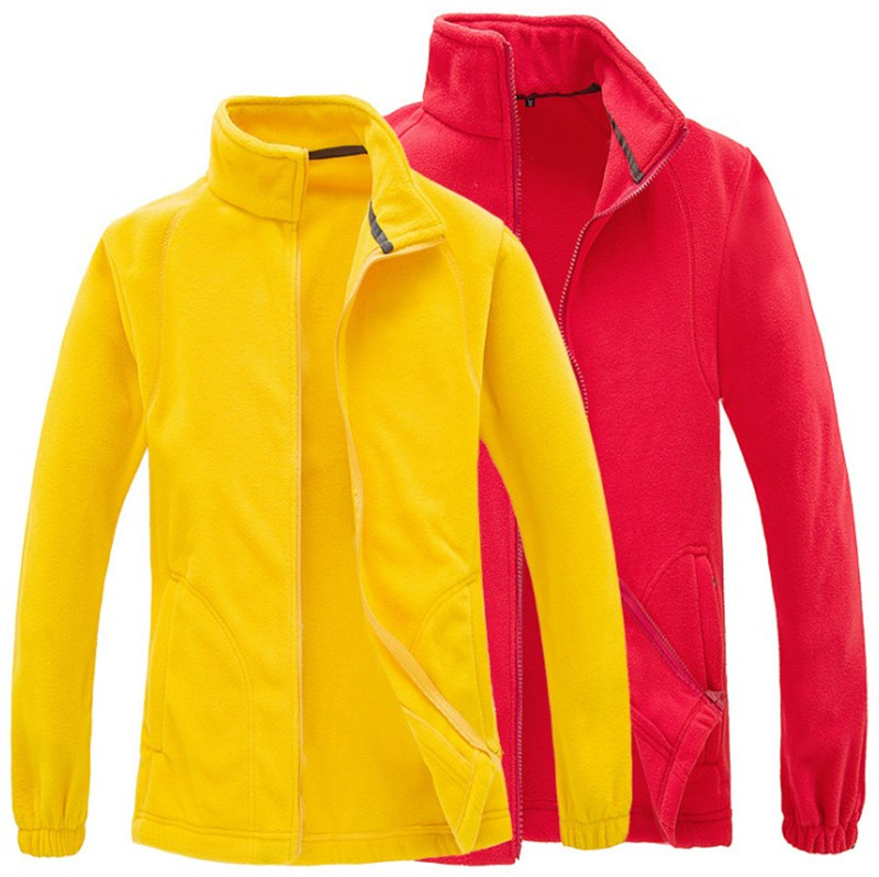 2018 Hot Winter Warm Solid Fleece Inside Sport Mountain Jackets Hunting Softshell Fleece Climbing Outdoor Hiking Jacket