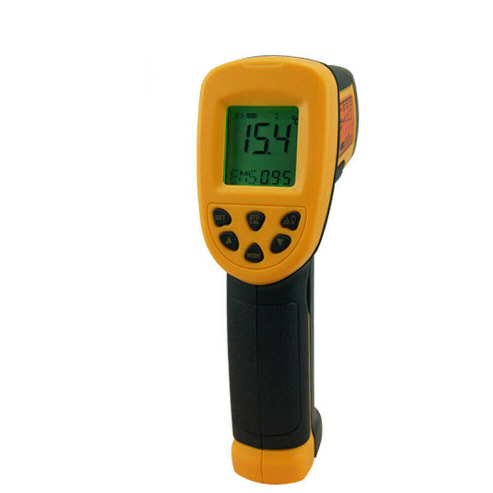 Infrared Thermometer Digital Smart Sensor AS862A -50~900C(-58~1652F)Infrared Thermometer Digital Smart Sensor AS862A -50~900C(-58~1652F)