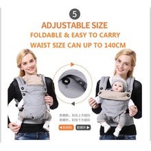 Popular Design Baby Carrier Sling 100% Cotton Ergonomic Baby Carrier Baby Backpack with Top Quality Baby Wrap as Newborn Carrier