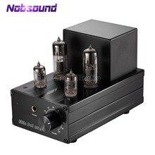 Nobsound kokardy małe kropki MK II MK2 6J1 + 6N6 zmontowany wzmacniacz lampowy/lampowy przedwzmacniacz ulepszony hybrydowy wzmacniacz słuchawkowy