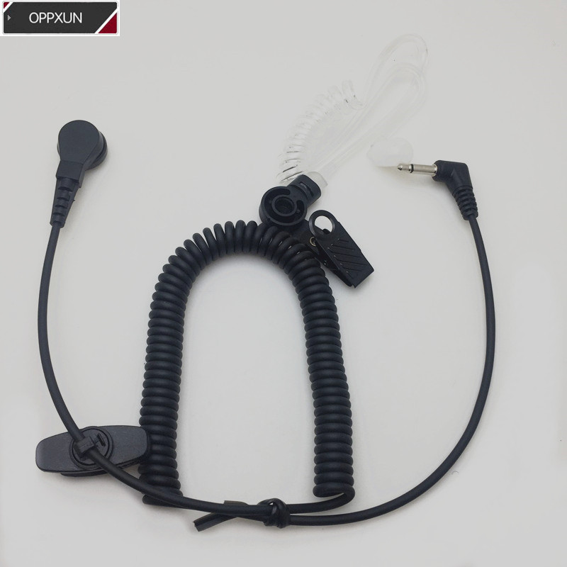 3.5MM Coiled Air Conduction Earphone J658