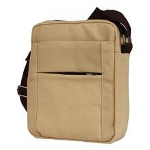 Fashion Male Solid Color Retro Shoulder Crossbody Bag High Quality Men