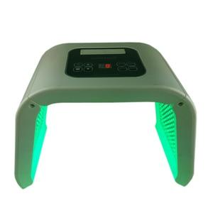 Image 5 - Портативный светодиодный светильник терапия светодиодный Омоложение кожи устройство 7 CLor красный синий желтый зеленый светодиодный светильник
