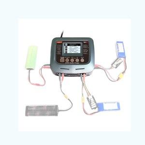 Image 2 - Skyrc Q200 1 に 4 インテリジェント充電器/放電器 ac/dc ドローンバランス充電器リポ/lihv/リチウム鉄/イオン/ニッケル水素/ニッカド/鉛酸