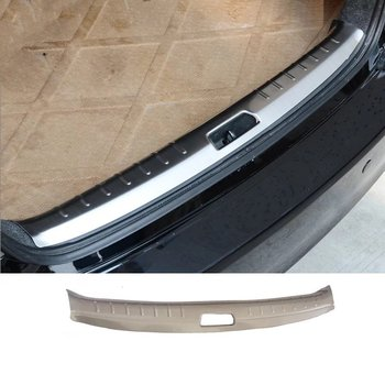 Dla Honda Accord 2008-2013 Ze Stali Nierdzewnej 1 pc Samochód Tułowia Wewnętrzna Tylne Okno Zderzak Pedal Plate Panel pokrywa Wykończenia Listwy
