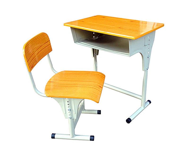 Children Furniture Sets kids Furniture wood+metal desk+chair sets adjustable school kids chair and study table sets minimalist