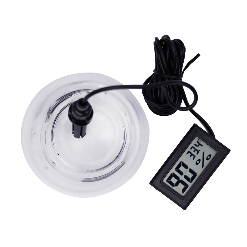 -50 ~ 70C 10% ~ 99% RH LCD digitaalne termomeeter hügromeeter Tester Temperatuuri andur Mõõtja niiskuse mõõturi detektor 40% soodsam