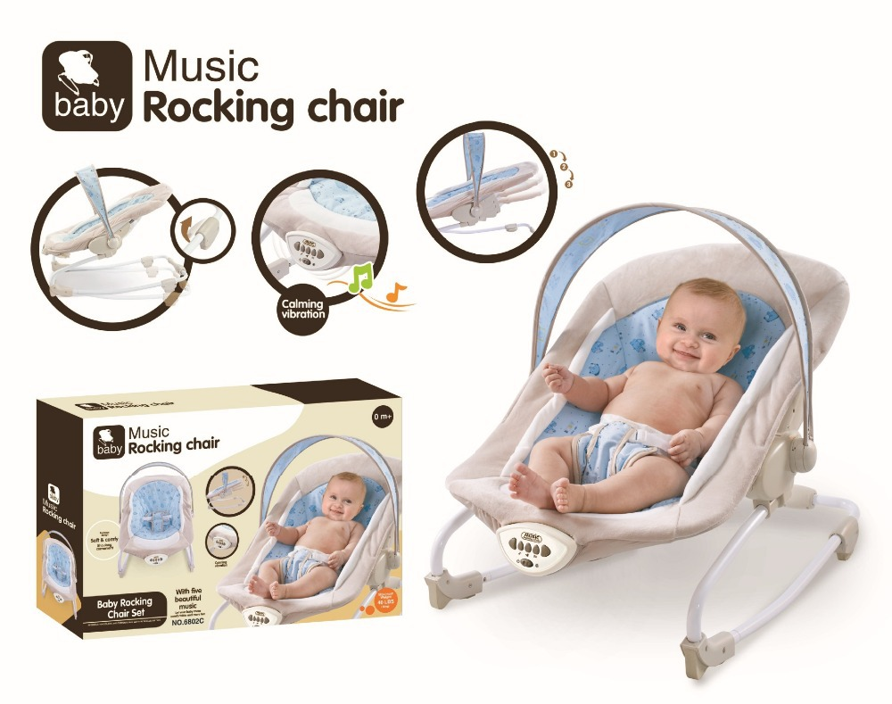 Electric baby rocker chair - Free Shipping Babay Rocking Chair Electric Baby Rocking Chair Baby Cradle For Sale In Living Room Chairs From Furniture On Aliexpress Com Alibaba Group