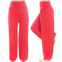 XXL Loose Modal Square Dance Fitness Yoga Pants Bloomers Sexy Lady Women Men Dancing Lovers Pants