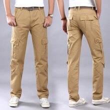 80d2478f808a0 Новый бренд повседневные штаны для мужчин лето армия военная униформа Стиль  мотобрюки Тактический походные Мужские штаны