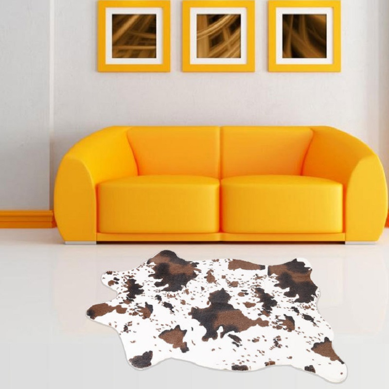 Best Selling Cow Zebra Carpet And Rug For Living Room Carpets And Rugs For Living Room And For
