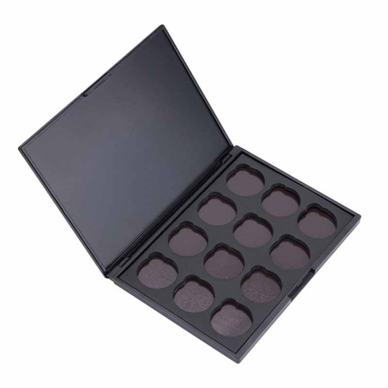 Empty Eyeshadow Palette Magnetic Refill Eyeshadow DIY Beauty Pigment Makeup Cosmetic Storage Tool