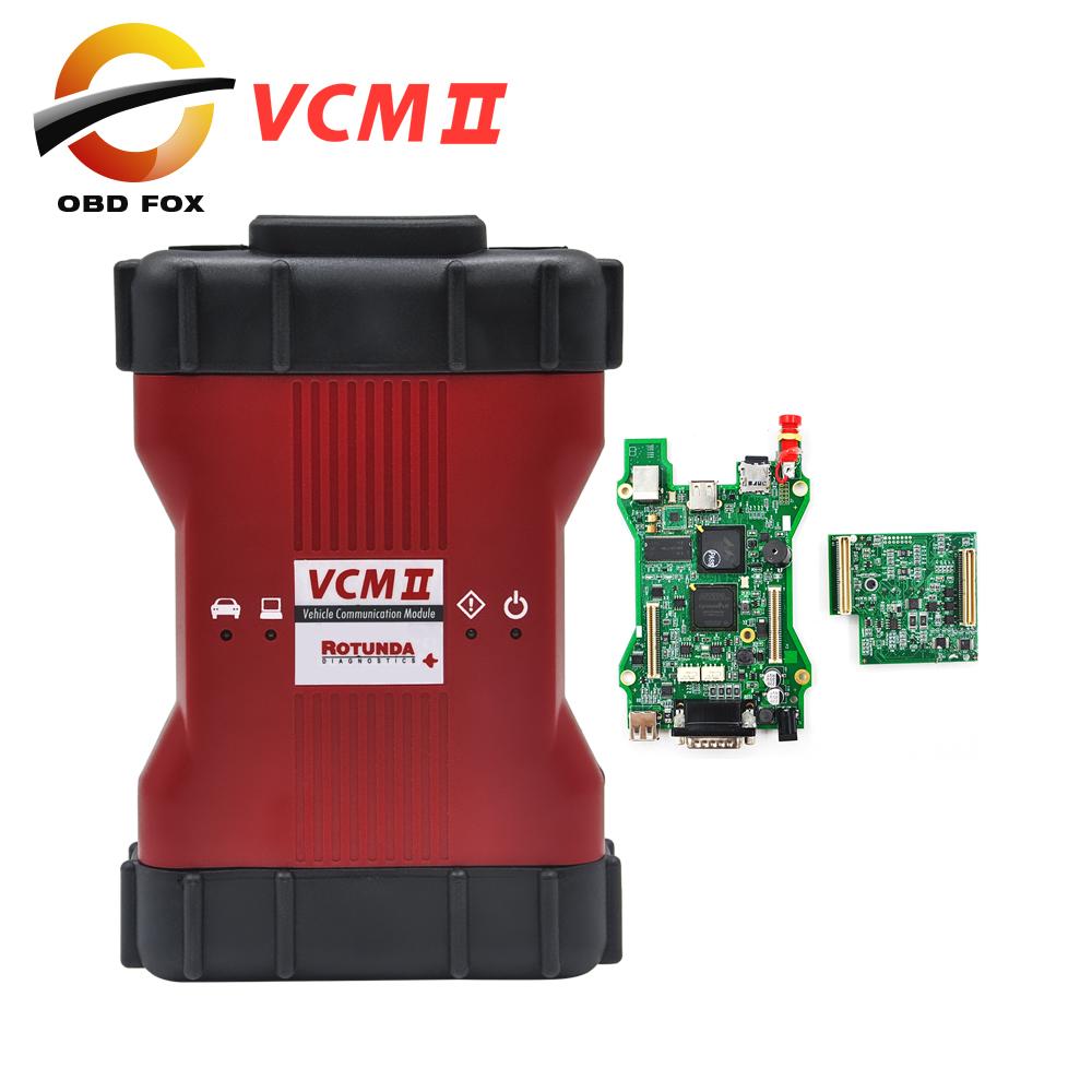 Prix pour 2017 Haute Qualité VCM2 De Diagnostic Scanner Pour Ford et pour Mazda VCM II IDS Soutien 2015 pour Ford et pour Mazda Véhicules IDS VCM 2