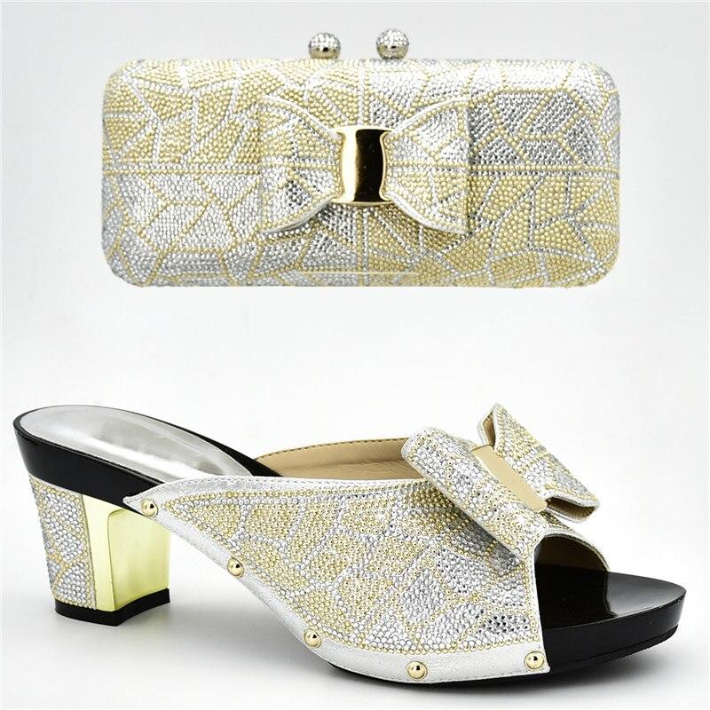 yellow Africanos Diamantes black En Decorados Sliver Diseñadores Boda purple Italia Bolsos Imitación gold blue De Con Lujo Mujer Y Último Diseño Zapatos nq87wIU